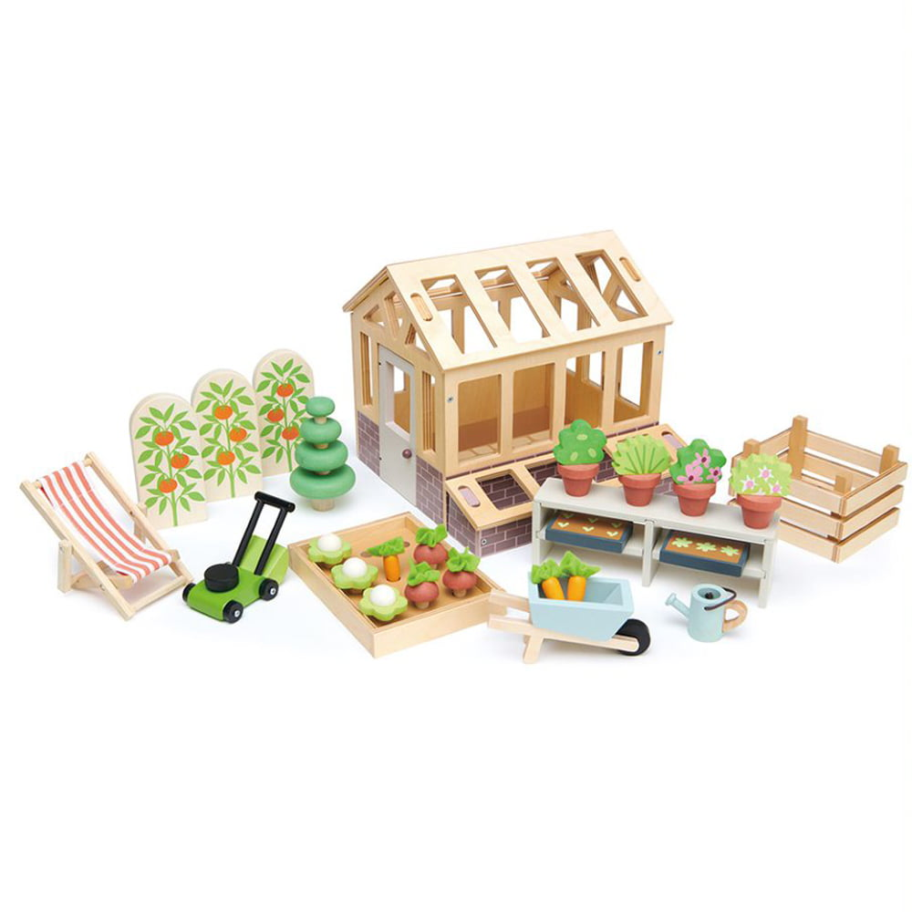 Whirligig Toys - Greenhouse and Garden Set2