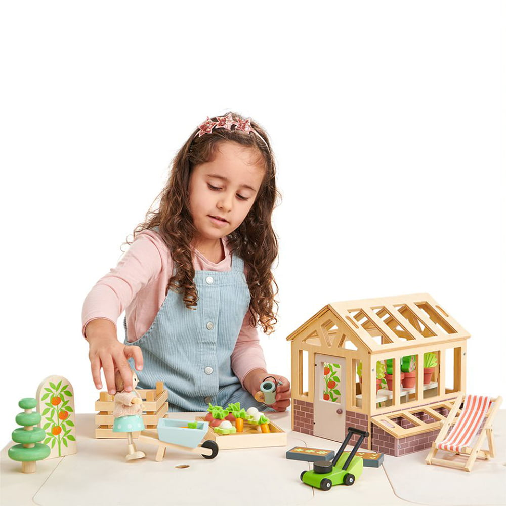Whirligig Toys - Greenhouse and Garden Set3