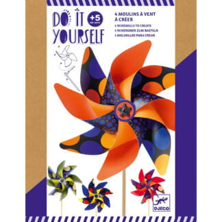 Whirligig Toys - Windmills To Create1