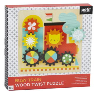 Whirligig Toys - Busy Train Twist Puzzle1