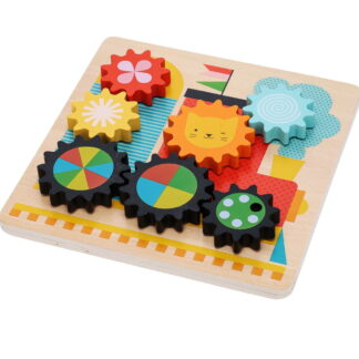 Whirligig Toys - Busy Train Twist Puzzle2