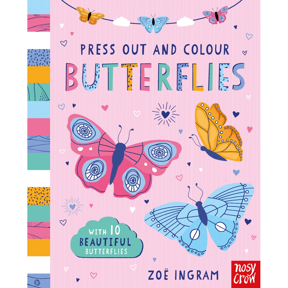 Whirligig Toys - Butterflies To Decorate1