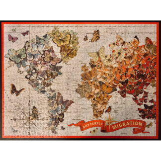 Whirligig Toys - Butterfly Migration Jigsaw2