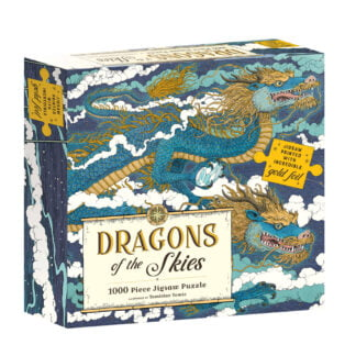 Whirligig Toys - Dragons Of The Skies Jigsaw1