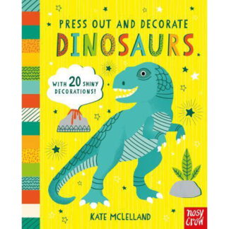 Whirligig Toys - Press Out Dinosaurs1
