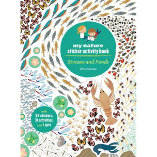 Whirligig Toys - Streams and Ponds Stickerbook1