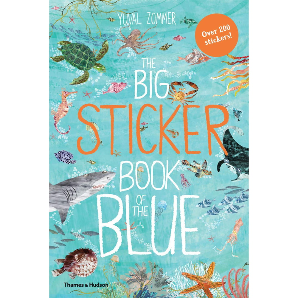 Whirligig Toys - Big Sticker Book Of The Blue1