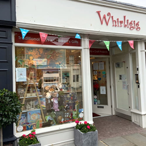 Whirligig Toys - Chichester Toy Shop