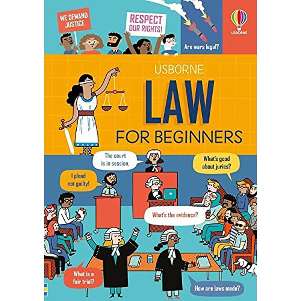 Whirligig Toys - Law For Beginners1