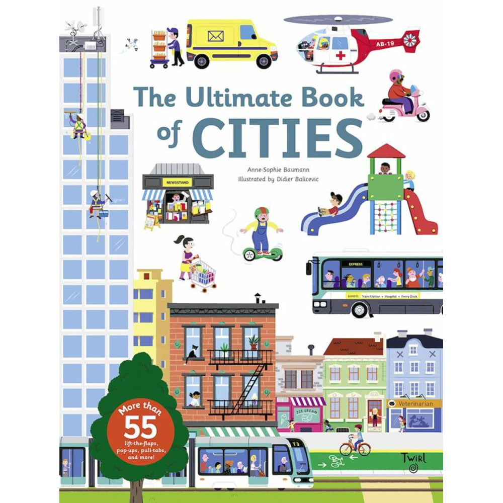 Whirligig Toys - Ultimate Book Of Cities1