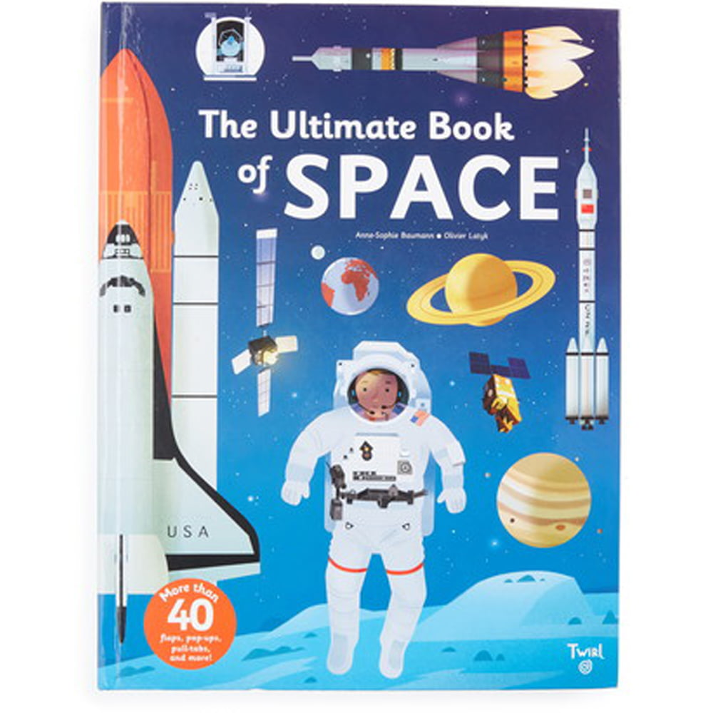 Whirligig Toys - Ultimate Book Of Space1