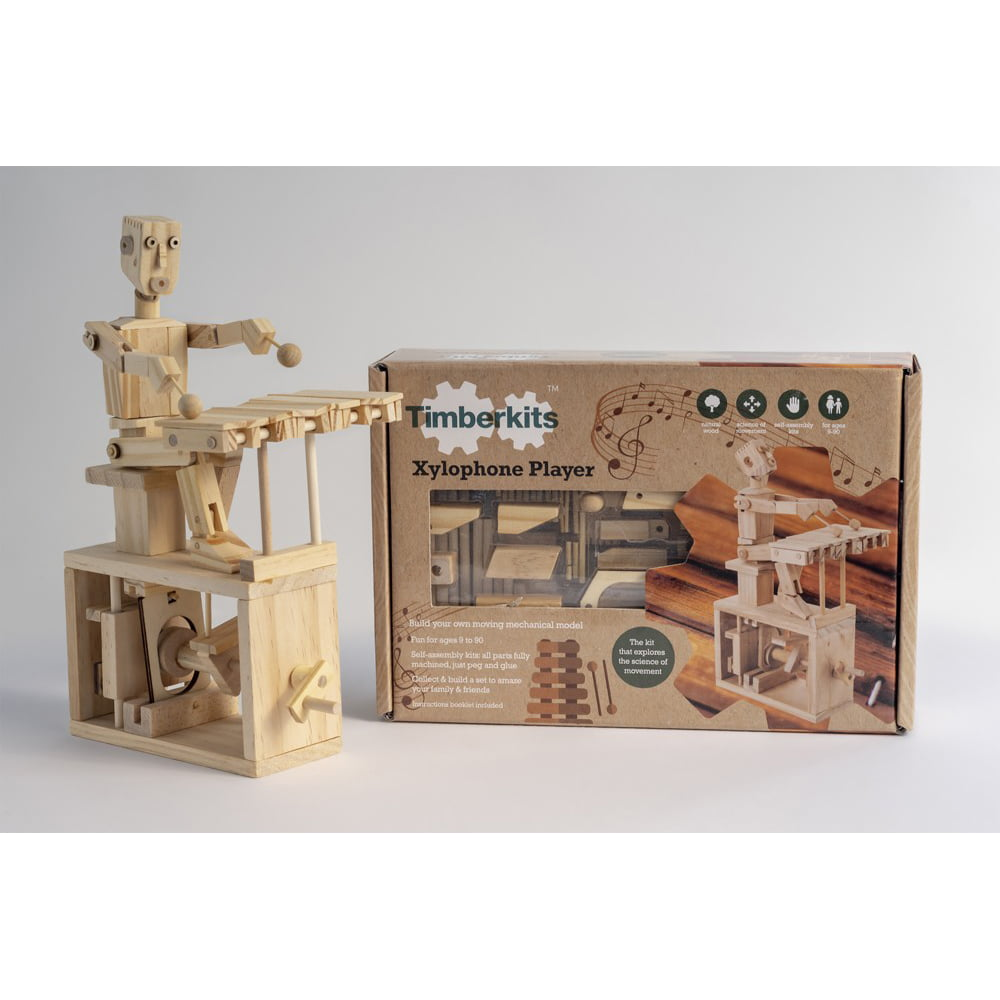 Whirligig Toys - Wooden Xylophone Player1