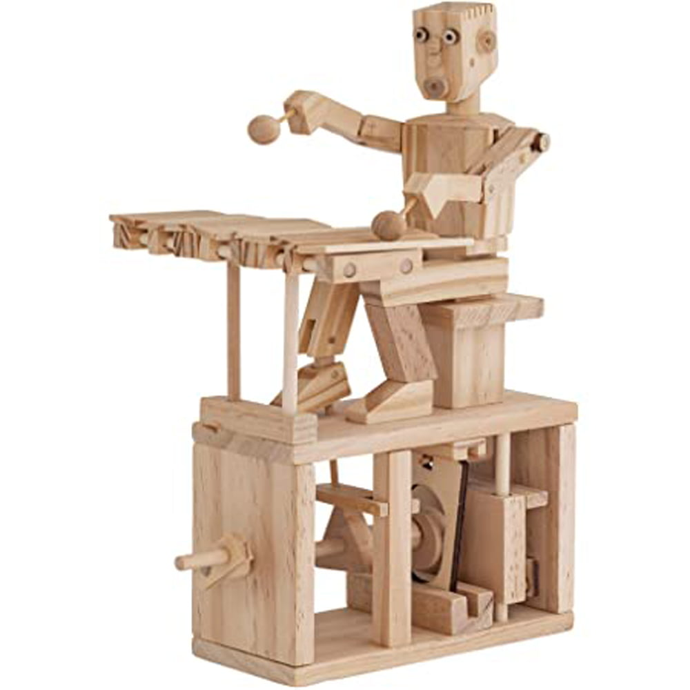 Whirligig Toys - Wooden Xylophone Player2