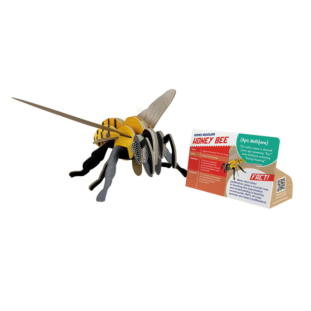 Whirligig Toys - Build Your Own Honey Bee2