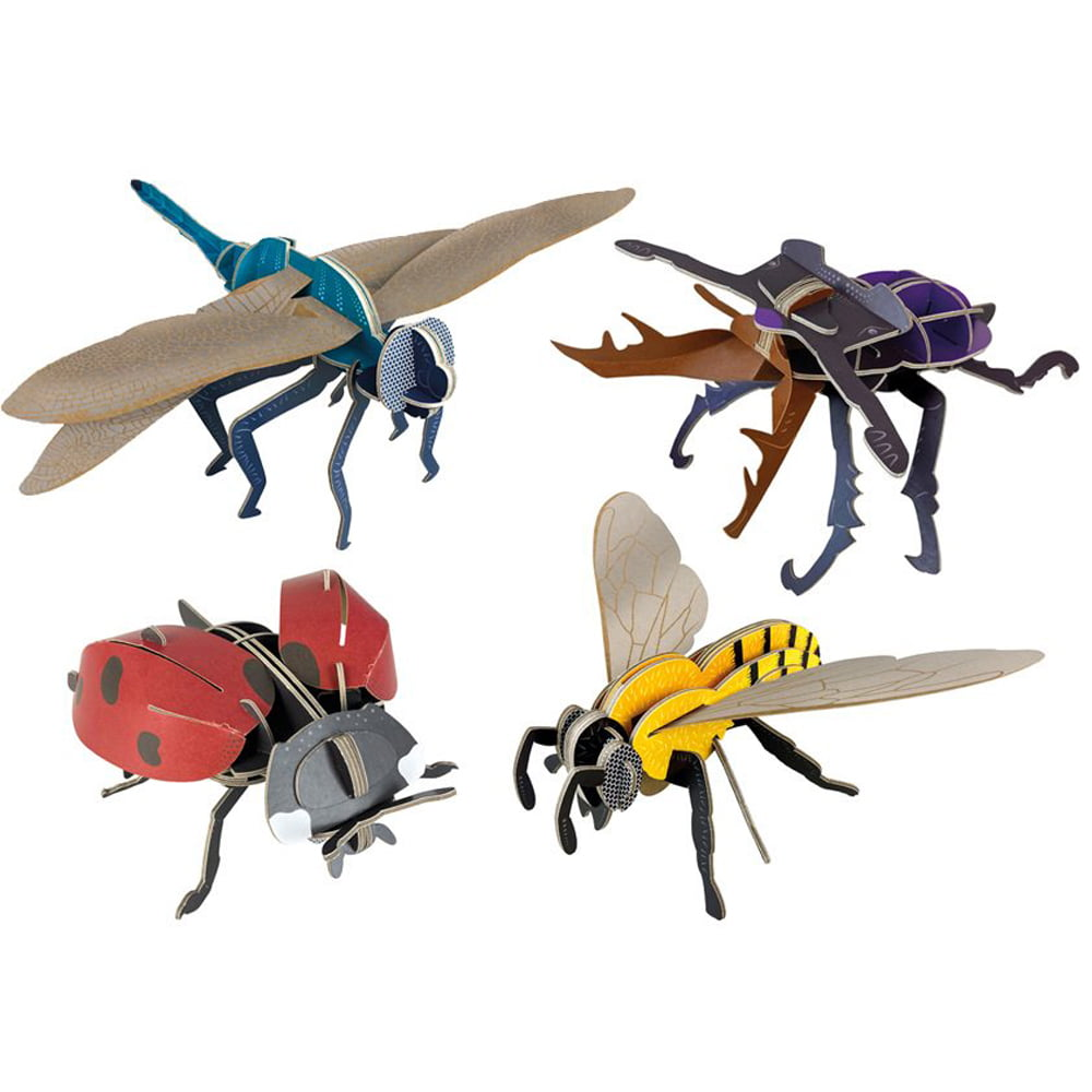 Whirligig Toys - Build Your Own Insects1