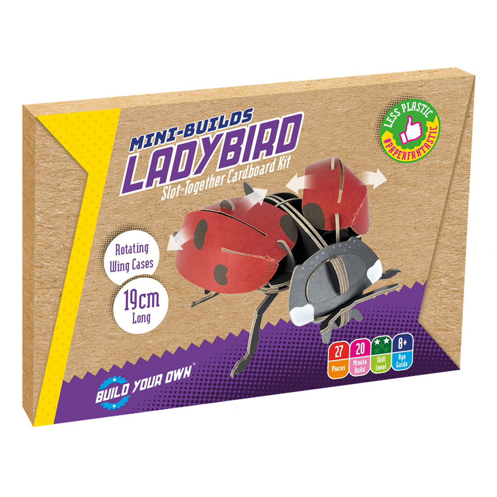 Whirligig Toys - Build Your Own Ladybird1