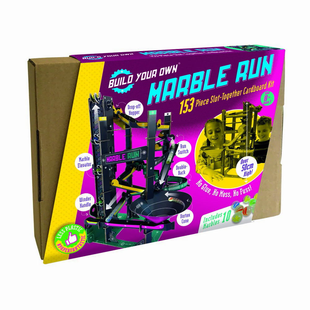 Whirligig Toys - Build Your Own Marble Run1