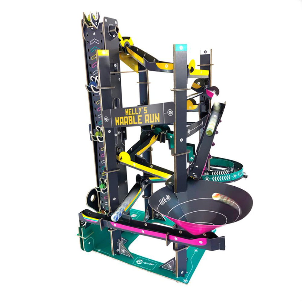 Whirligig Toys - Build Your Own Marble Run2
