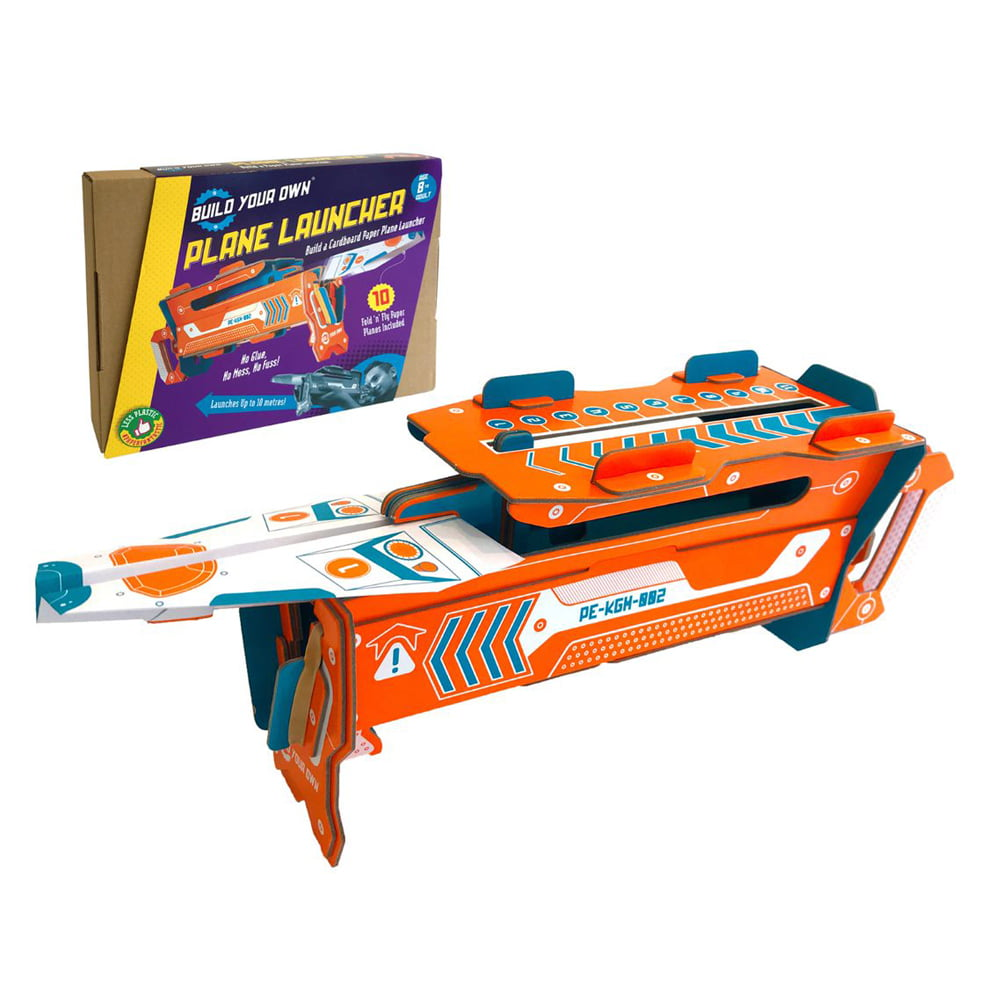 Whirligig Toys - Build Your Own Plane Launcher1