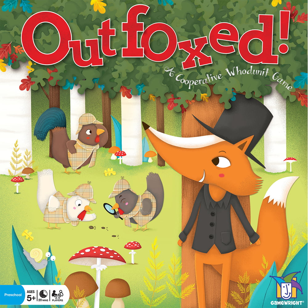 Whirligig Toys - Outfoxed1