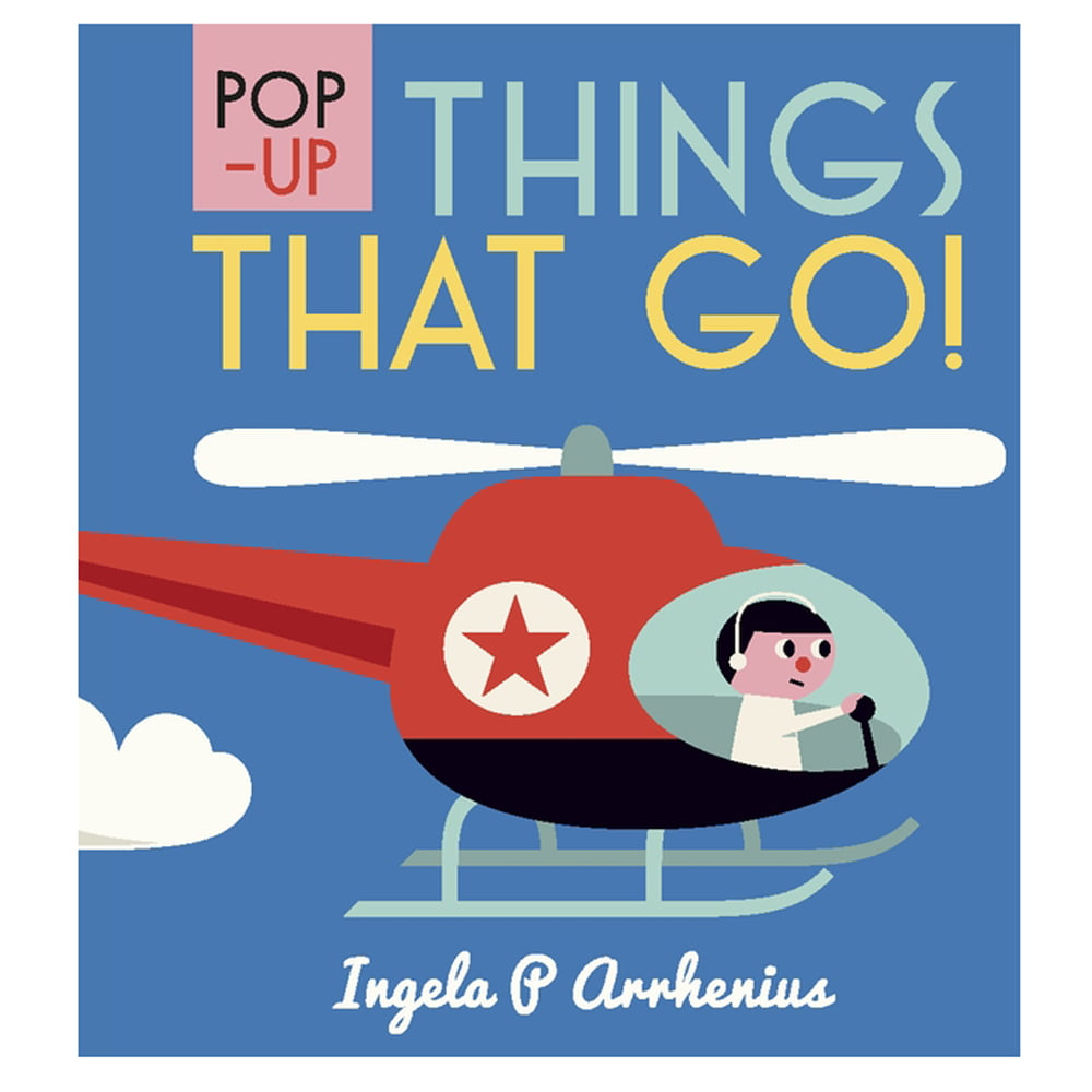 Whirligig Toys - Pop Up Things That Go1