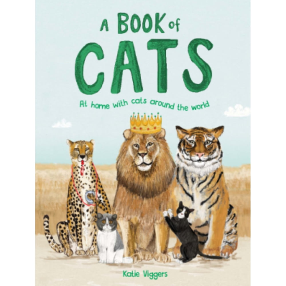 Whirligig Toys - Big Book Of Cats1