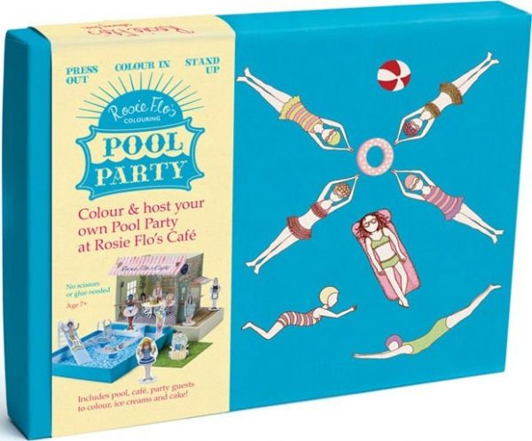Design Your Own Pool Party