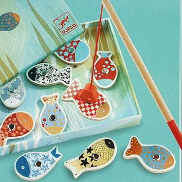 Magnetic Fishing Dream Game - Djeco