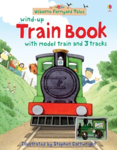 Wind Up Train Book