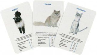 Cats - Best In Show Trumps